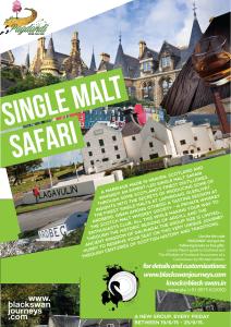 Scotland Single Malt tour by Black Swan Journeys